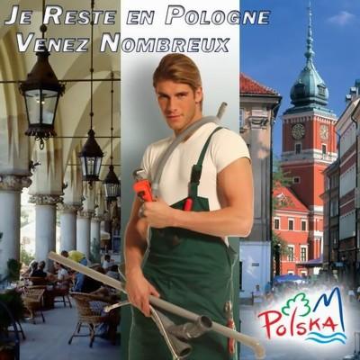 Plombier polonais