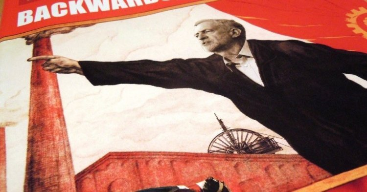 A spectre is haunting Europe – The spectre of Jeremy Corbyn