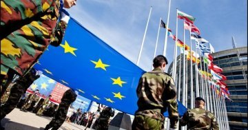 EU Defence Union – Under one flag for Europe