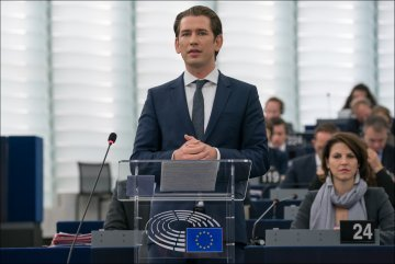 Interview with Austrian Chancellor Sebastian Kurz