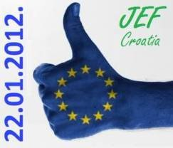 JEF Croatia and JEF Europe set big expectations towards the referendum of accession of Croatia to the EU