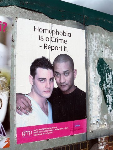 It's Time to Stop Homophobia in Europe !