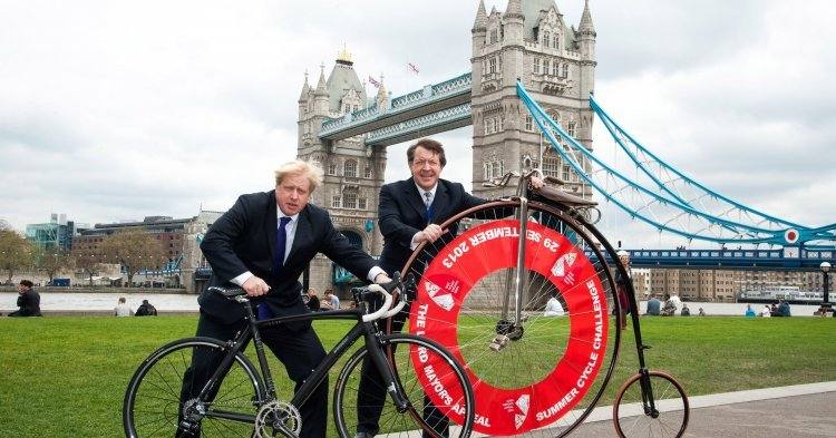 On Yer Bike, Boris! How BoJo's Ambition is Damaging Britain