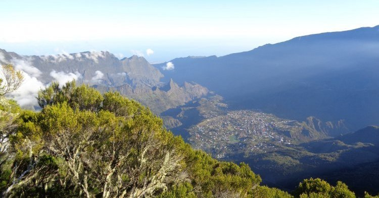 The most remote places of the EU: Réunion
