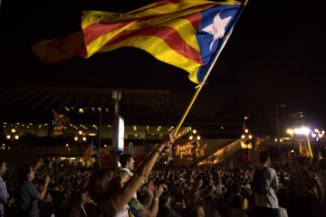 Catalonia and the referendum phenomena