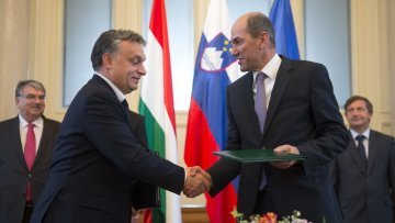 Elections in Slovenia : Another Orbán ?