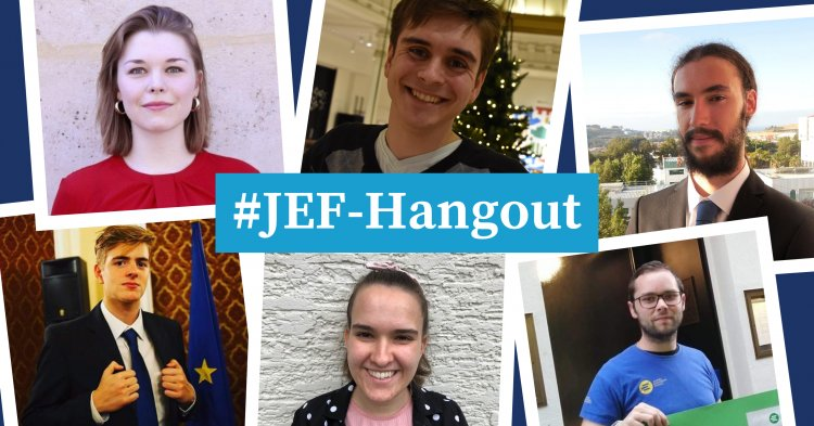 JEF-Hangout: German EU Council Presidency - A Truly European Perspective