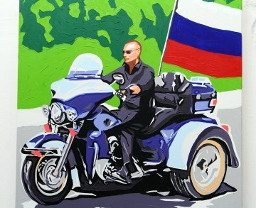 Brief an Europa : Wladimir Putin, Episode vier