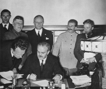 Lesson from the Molotov–Ribbentrop Pact: Strong institutions are vital for small countries