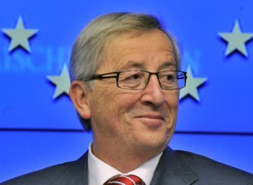 Juncker : Strong Leadership for the Commission