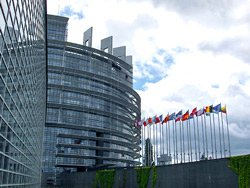 Strasbourg, natural home of the European Parliament
