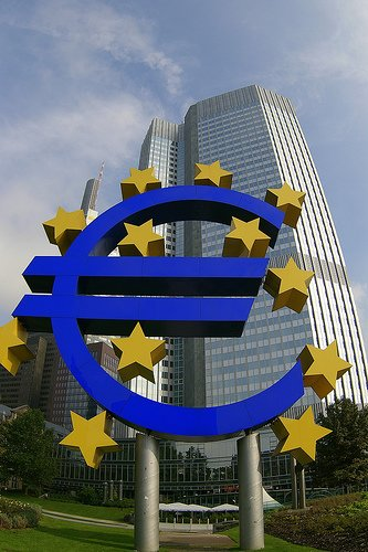 European Central Bank and economic growth