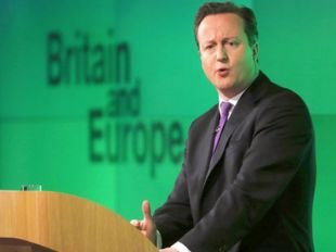 A one-way ticket, not a return : David Cameron takes a huge gamble on EU referendum