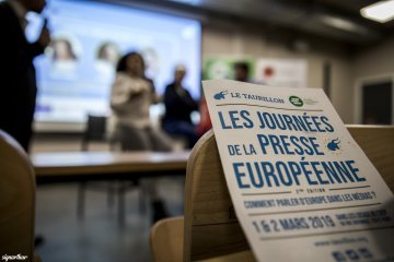 Laura and Louise's last editorial : Thank you and long live European journalism !