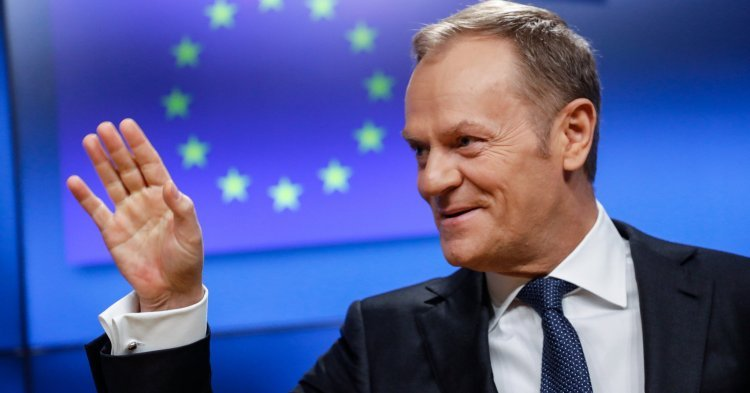 Tusk, about Europe, for Romanians