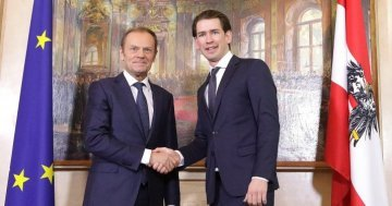 "Austrian Presidency: ""A Europe that protects"" from migration…"