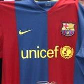 FC Barcelona - more than a club, a new global hope for vulnerable children