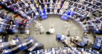 Inaugural session of the new European Parliament : Summary