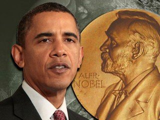 On Being Nobel : President Obama Hand Back Your Peace Prize !