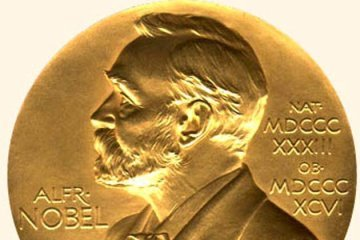 How should the Nobel peace prize be considered?