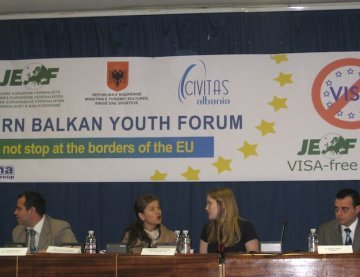 Western Balkan Youth Forum : Tirana Declaration
