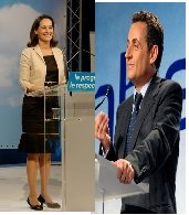 "Nicolas Sarkozy vs. Ségolène Royal: ""Do you allow us to speak about Europe?"""