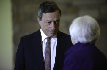 Draghi's speech: end of austerity? Not really