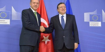EU membership for Turkey : One step forward, two backwards