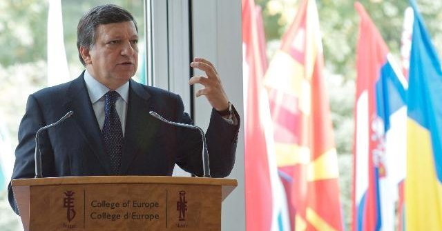 Making or breaking the European Union - Barroso's U-turn?