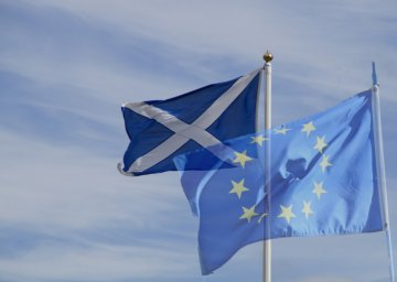 Scottish and European identities: is a marriage possible?