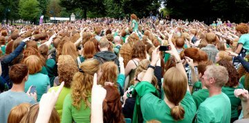 Redhead Days in Breda, Niederlande : Join the Gingerhood !