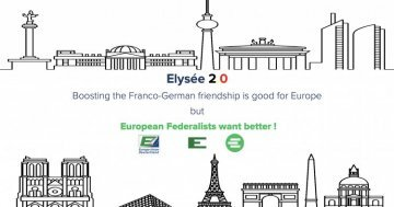 Treaty of Aachen : Strengthening the Franco-German friendship is good for Europe – but we want more !