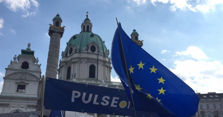 Europa in der Krise. Und dann kam Pulse of Europe.