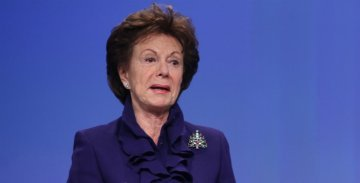 Interview de la Commissaire européenne Neelie Kroes : « data is the new oil »