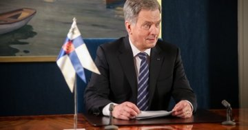 Finland's presidential election: Sauli Niinistö as favourite to his own succession