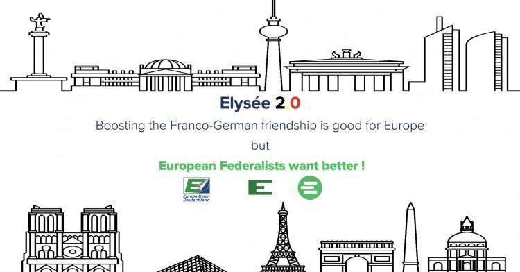 Treaty of Aachen: Strengthening the Franco-German friendship is good for Europe – but we want more!