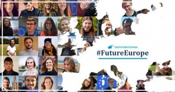#FutureEurope : Young people for Europe