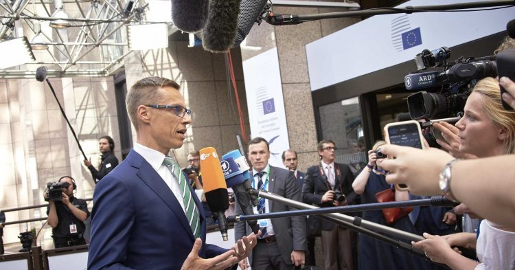 Interview with Alexander Stubb