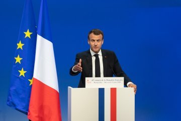 Macron : Europe's Diplomat-in-Chief in the Middle East ?