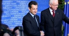Nicolas Sarkozy and Europe : A little less conversation ... a little more action