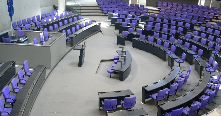 Data breach hits all German Bundestag parties except AfD