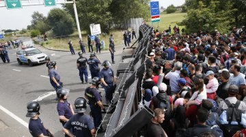 The Schengen crisis: a failure