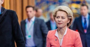 Ursula Von der Leyen, the new face of Berlaymont?