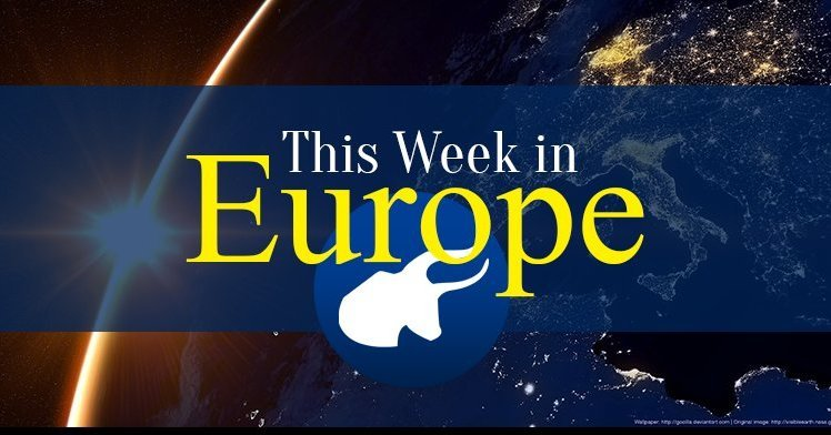 This Week in Europe: GDPR, Irish referendum