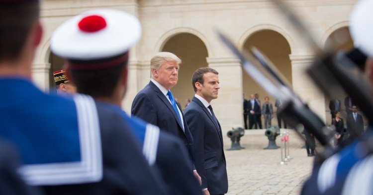 Trump and transatlantic relations: A fracture?