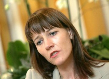 "Ilze Juhansone : ""The EU, a choice of values for Latvia"""