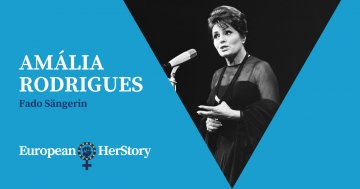 European HerStory: Amália Rodrigues