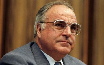 Obituary: Helmut Kohl, Architect of Europe