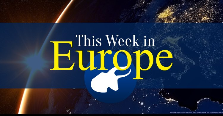 This week in Europe: Transnational lists, coalition deal in Germany and more