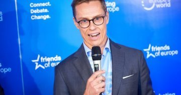 Who will be the EPP Spitzenkandidat at the European elections ? Alexander Stubb unveils his programme